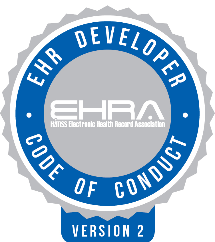 EHR Developer Code of Conduct